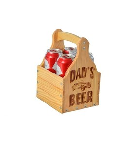 Ящик для пива Dad's Beer light (ж/б банки 0.5)